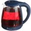 Электрочайник стеклянный Domotec MS-8211 2200W 2.2 л Deep blue 7