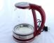 Электрочайник стеклянный Domotec MS-8113 2200W 2 л Red 2