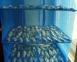 "Сетка для сушки рыбы, грибов, овощей, фруктов 3 яруса Stenson ""U"" SF23636 30х30х60 см 1"
