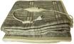 Термопростирадло, простирадло з підігрівом Electric Blanket 7422 150х160 см, сіре картате 0