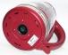 Електрочайник скляний Domotec MS-8113 2200W 2 л Red 6