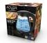 Електрочайник скляний Adler AD 1274 2200W 1.7 л Black 3
