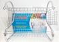Сушарка для посуду настільна A-Plus 1154 38х41х27 см 5