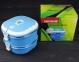 Пищевой термос с ложкой Empire ЕМ 1519 2 уровня по 700 мл Blue 1