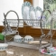 Сушарка для посуду настільна Edenberg EB-2112 56х25х34 см 6
