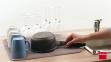 Сушилка для посуды с ковриком Metaltex Dry-Tex Polytherm 320580 45х40х7 см. 4