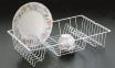 Сушарка для посуду з пластиковим покриттям Metaltex Germatex 320145 48х30х10 см. 3
