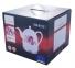 Електрочайник керамічний Crownberg CB-9112 1200W 1.5 л White 4