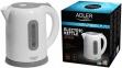 Електрочайник Adler AD 1234 2200W 1.7 л White 5