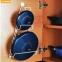 Держатель для крышек навесной с пластиковым покрытием Metaltex Kiwi 362806 23x7x42 см. 4