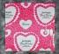 Електропростирадло односпальне Lux Electric Blanket Love 155x75 см 0