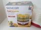 Сушарка для овочів і фруктів Sencor SFD 742RD 240W Red 9
