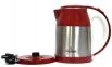 Электрочайник Crownberg CB-2840 1850W 2 л Red/Silver 1