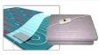 Електропростирадло полуторне Yasam Gray 160x120 см. 0