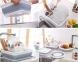 Сушилка для посуды настольная складная Collapsible Drying 00085 37х31х12.5 см 8