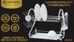 Сушилка для посуды настольная Edenberg EB-2109 56х27х43 см 4