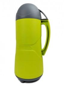 Термос із скляною колбою Stenson DB118SX 1.8 л Green
