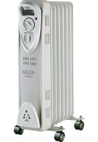 Обогреватель масляный радиаторный Adler AD 7807 1500W 7 секций
