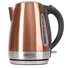 Електрочайник Camry CR 1271 2200W 1.7 л Bronze