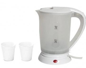 Електрочайник дорожній з чашками A-Plus EK-1530 600W 0.5 л White