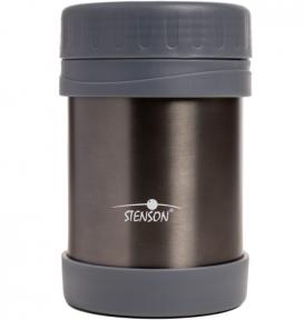 Харчовий термос Stenson MT-2673 350 мл Grafit