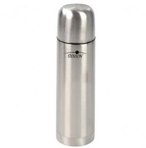 Термос вакуумный с ручкой Stenson МT-0180 0.75 л Steel