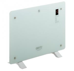 Обогреватель конвектор стеклянный Camry CR-7721 1500W с дистанционным управлением и LCD дисплеем