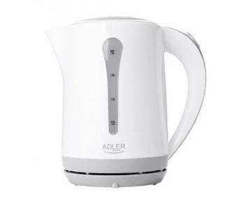 Электрочайник Adler AD 1244 2000W 2.5 л White