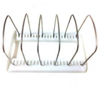 Сушарка для посуду і кришок настільна HLV R86661 Comfort