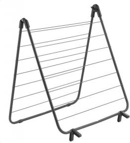 Сушарка для білизни підлогова розкладна Metaltex Onyx 407907 51×55 см.