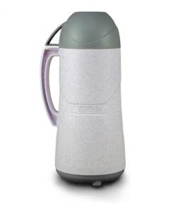 Термос із скляною колбою Stenson DB110SX-L 1 л Violet