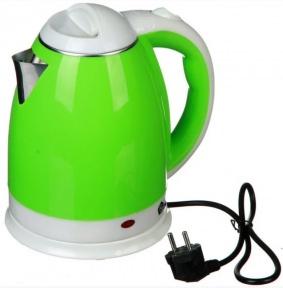 Электрочайник Domotec MS-5025 1500W 2 л Green/White
