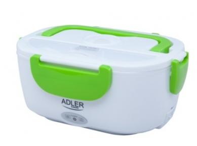 Ланч Бокс с подогревом от сети 220В Adler AD-4474 Green