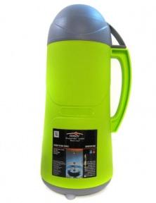 Термос со стеклянной колбой Stenson DB105SX 0.5 л Green