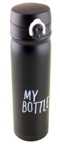 Термос Vacuum Cup 9036 My Bottle 500 мл Black