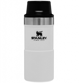 Термокружка Stanley Classic Trigger-action 350 мл Matte Polar