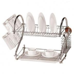 Сушилка для посуды настольная Stenson MH-0318 Salerno 53х25х39 см