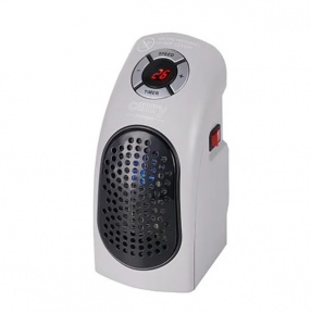 Портативный тепловентилятор Camry CR 7715 700W c таймером