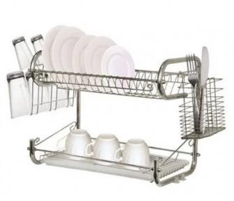 Сушилка для посуды настольная Stenson MH-0067o Julliet 68х26х35 см