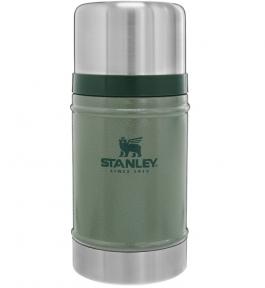 Пищевой термос Stanley Legendary Classic 700 мл Hammertone Green