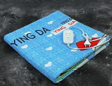 Електропростирадло односпальне Lux Electric Blanket YING DA 155x75 см