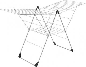 Сушарка для білизни підлогова розкладна Metaltex Vento 405830 67x117x110 см.