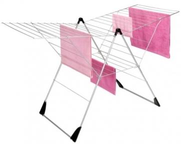 Сушарка для білизни підлогова розкладна Metaltex Breva 405825 58x133x106 см.