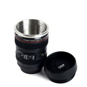 Термокружка объектив Canon 24-105 с линзой