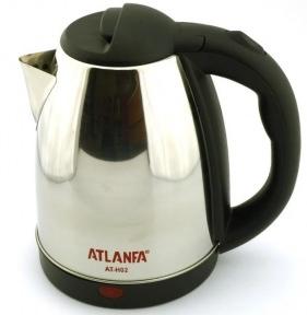 Электрочайник Atlanfa AT-H02 1500W 2 л Silver