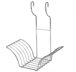 Полка подвесная для тарелок и крышек Metaltex 350323 26x14х30 см.