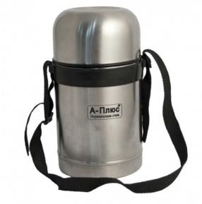 Харчовий термос A-Plus 1663 0.75 л Steel