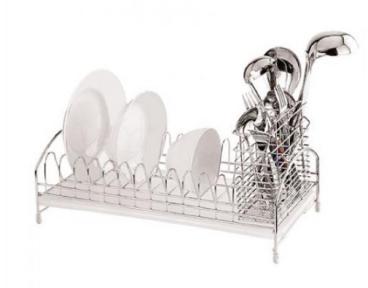 Сушилка для посуды настольная Stenson MH-0851 42х19х21.5 см