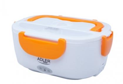 Ланч Бокс с подогревом от сети 220В Adler AD-4474 Orange