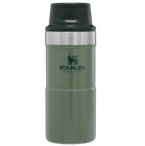 Термокружка Stanley Classic Trigger-action 350 мл Hammertone Green